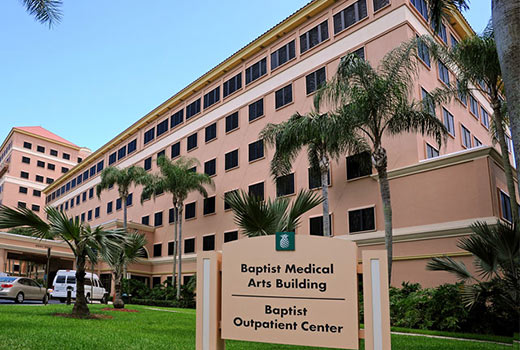 BAPTIST MEDICAL ARTS BUILDING