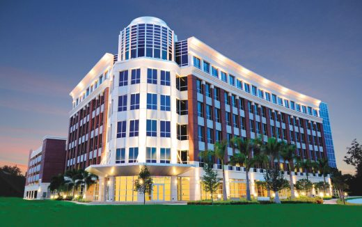 Downtown Doral's 8333 Building achieves LEED Gold Certification