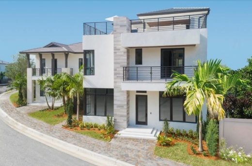 CC Homes Unveils New Contemporary Model Homes for Canarias at Downtown Doral