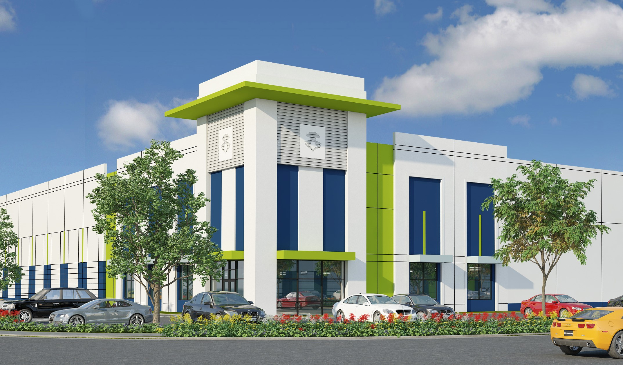 Codina Partners Launches Leasing For Beacon Logistics Park