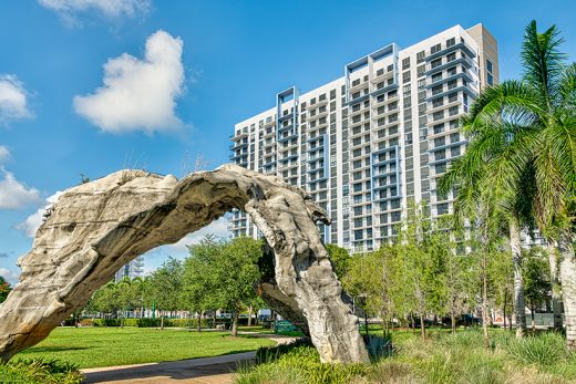 Codina Partners pays off construction loan at 5350 Park  condo tower at Downtown Doral