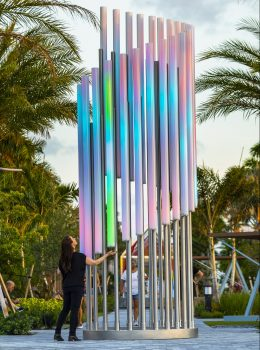 Codina Partners and City of Doral Debut LUX Doral: A Large-Scale, Immersive Art Initiative in Downtown Doral