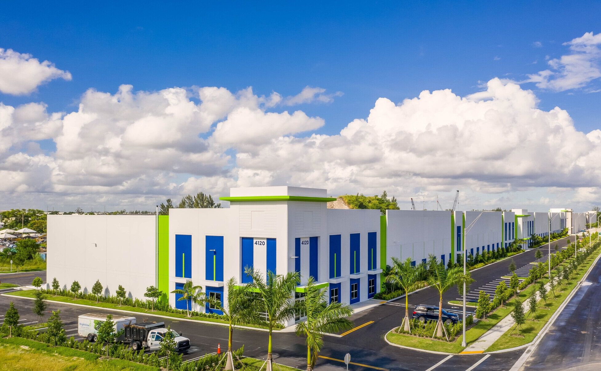 Custom Veterinary Services leases entire building at Beacon Logistics Park