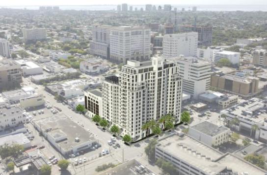 Armando Codina proposes 'sky home' tower in Coral Gables